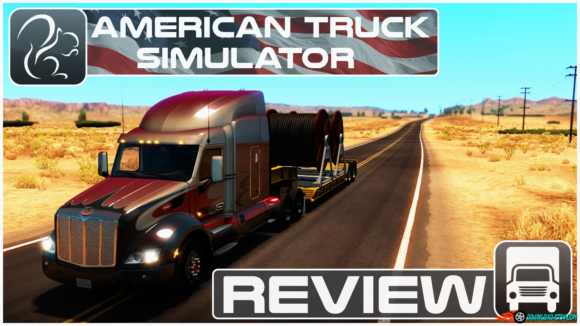 American Truck Simulator - Review and guide by Squirrel