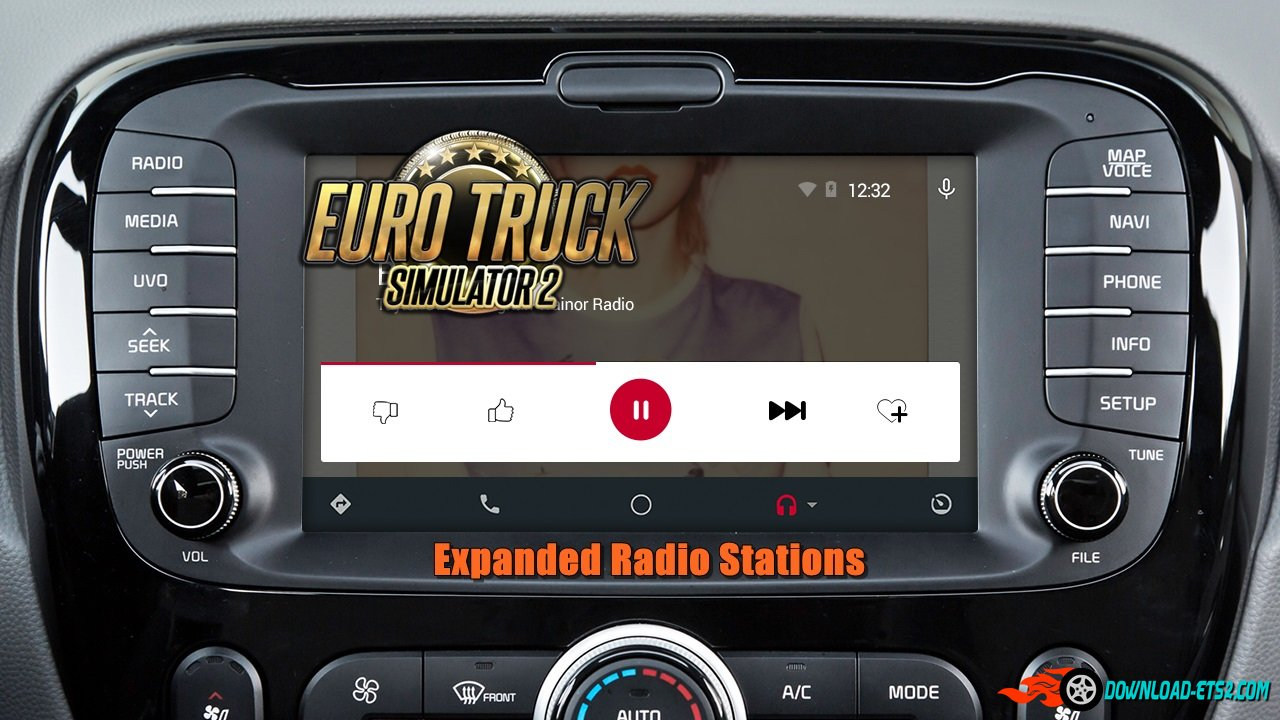 Expanded Radio Stations