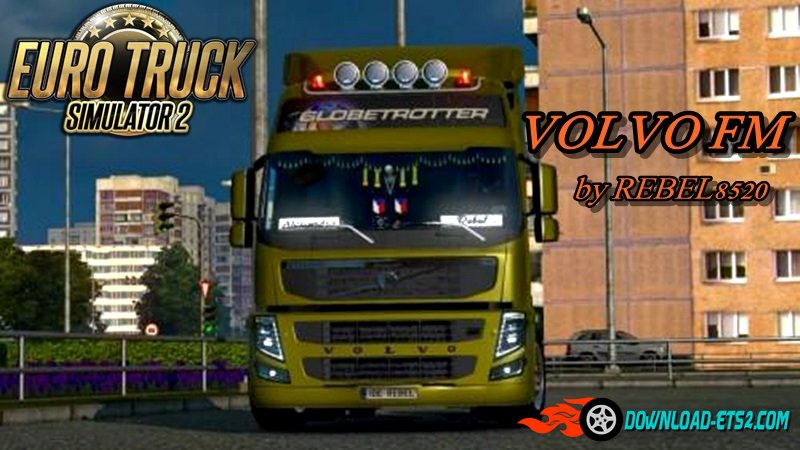 VOLVO FM by Rebel8520 [1.22.x]