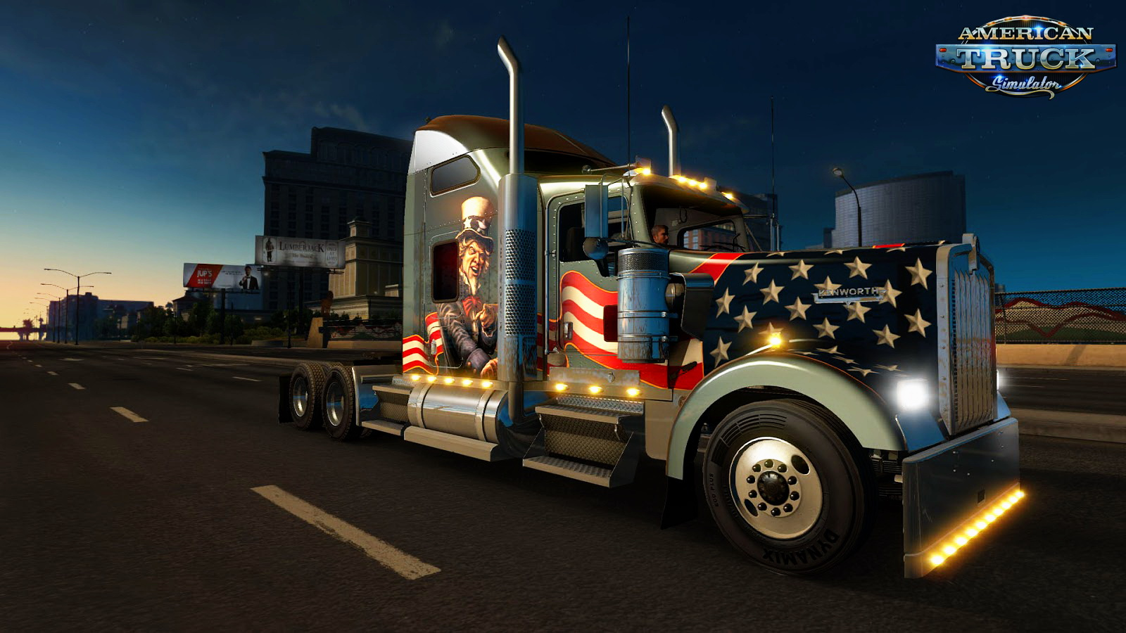 Kenworth W900 soon in American Truck Simulator