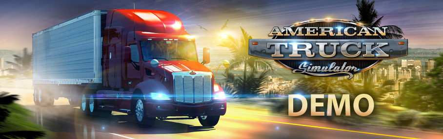 American Truck Simulator Demo Released