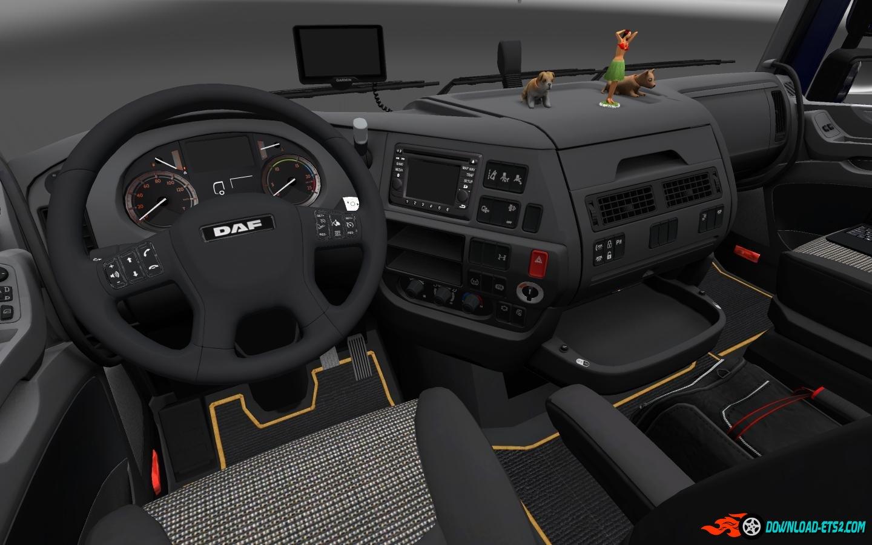 DAF XF Euro 6 Interior [1.22.x]