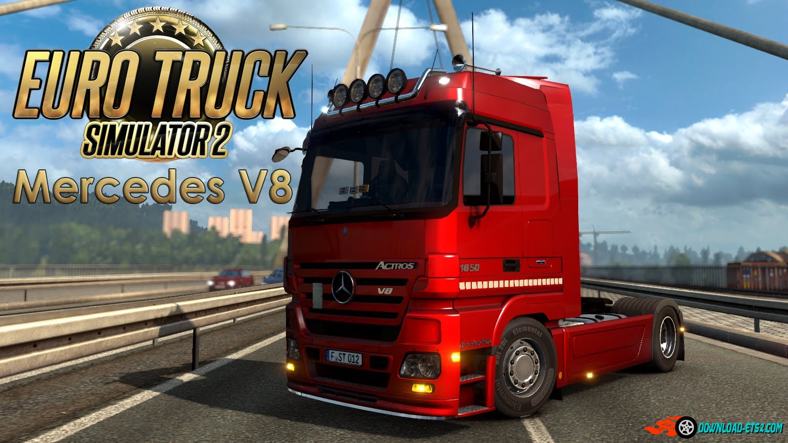 Mercedes Actros MP2 (1.22.x)