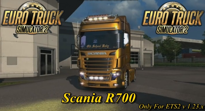 New Scania r700  [1.23.x]