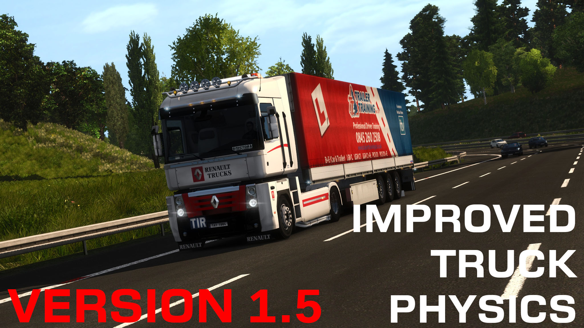 Improved truck physics ver.1.5 [1.23.x]