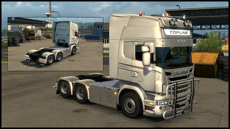 Scania Accessories Mod v1.1.3 by powerkasi