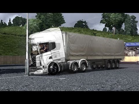 Crash Test - Euro Truck Simulator 2