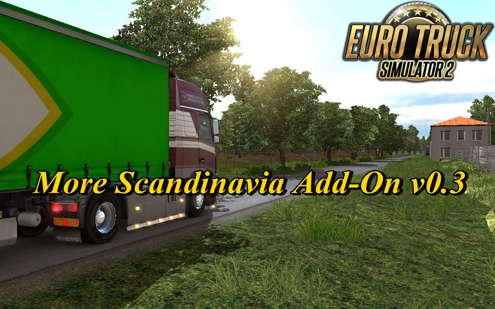 More Scandinavia Add-On V0.3