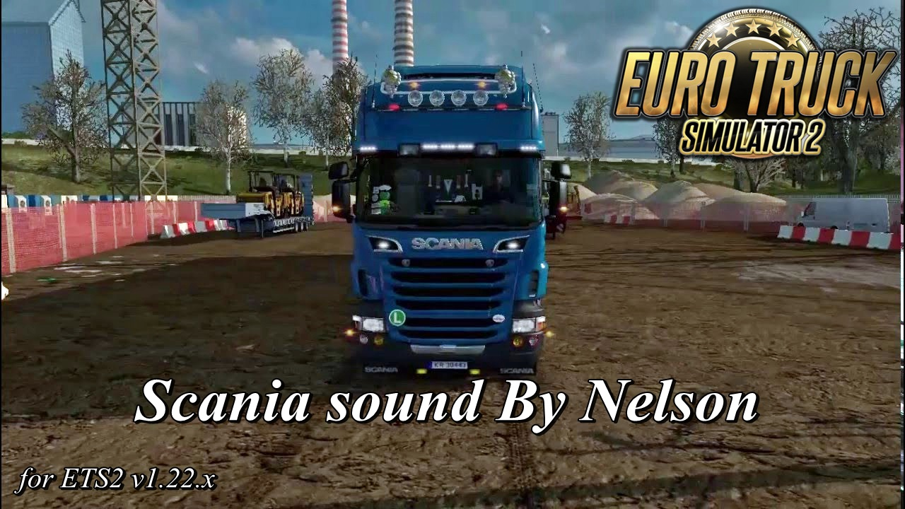 Scania sound by Nelson [1.22.x]