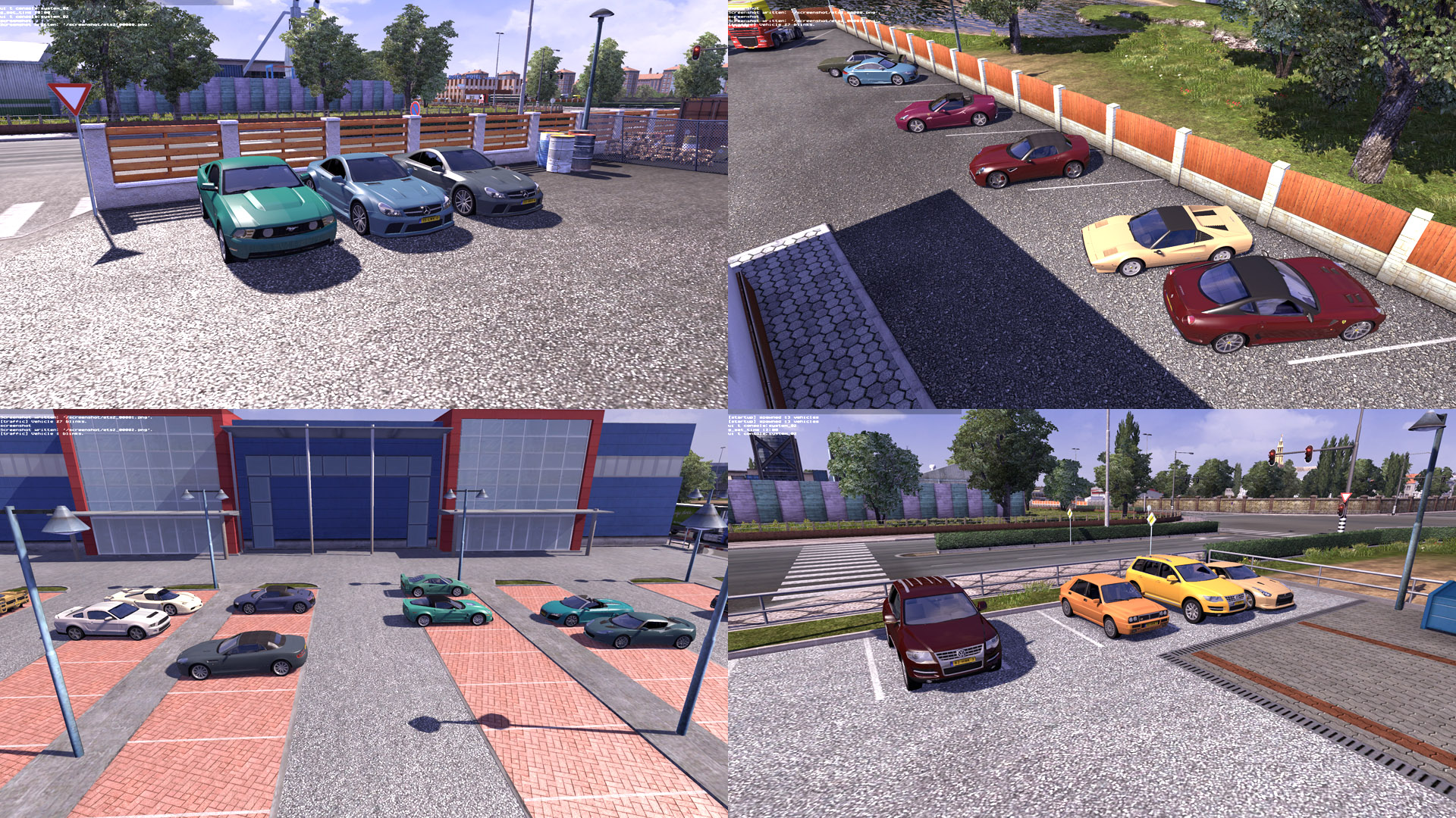 82 New AI Cars in Traffic [1.23.x]