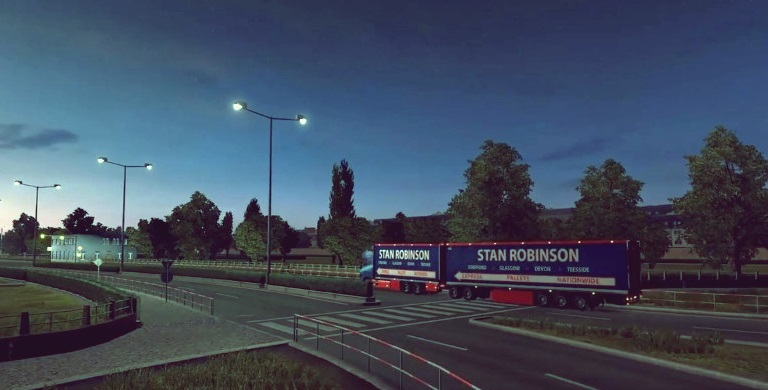 Tandem combos A.I. traffic Pack v2.1 by Solaris36