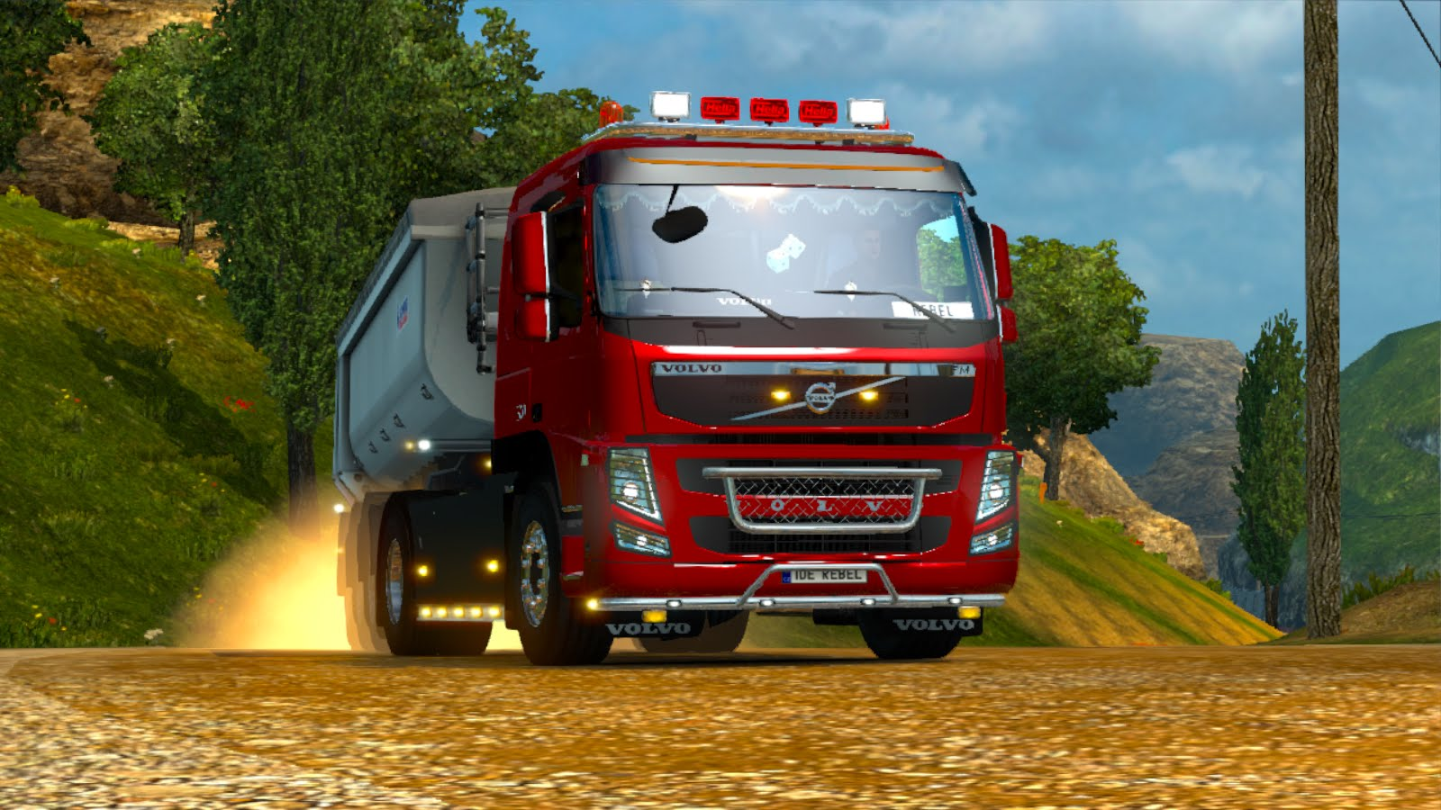 Volvo FM by Rebel8520 v 4.7.2.1 [1.23.x]