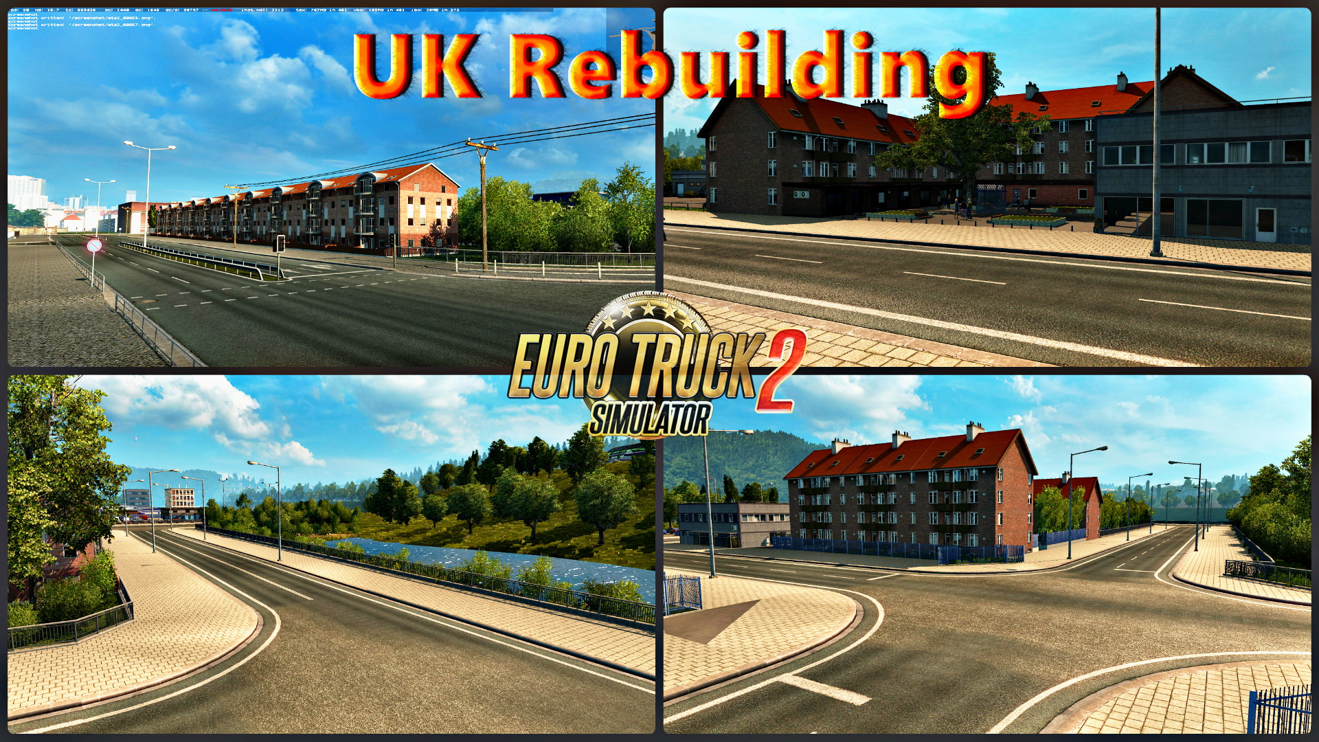 UK Rebuilding Map v1.0