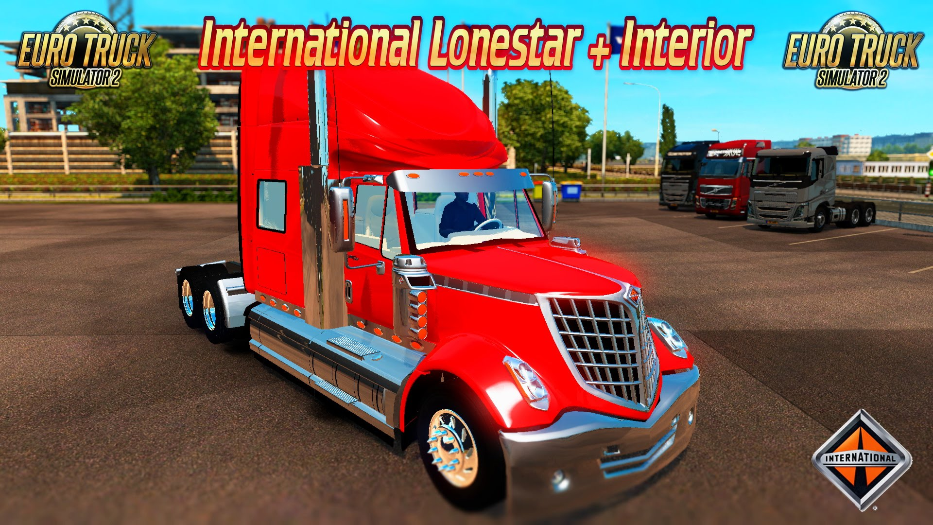 International Lonestar + Interior v1.0 (Beta) [1.22.x]