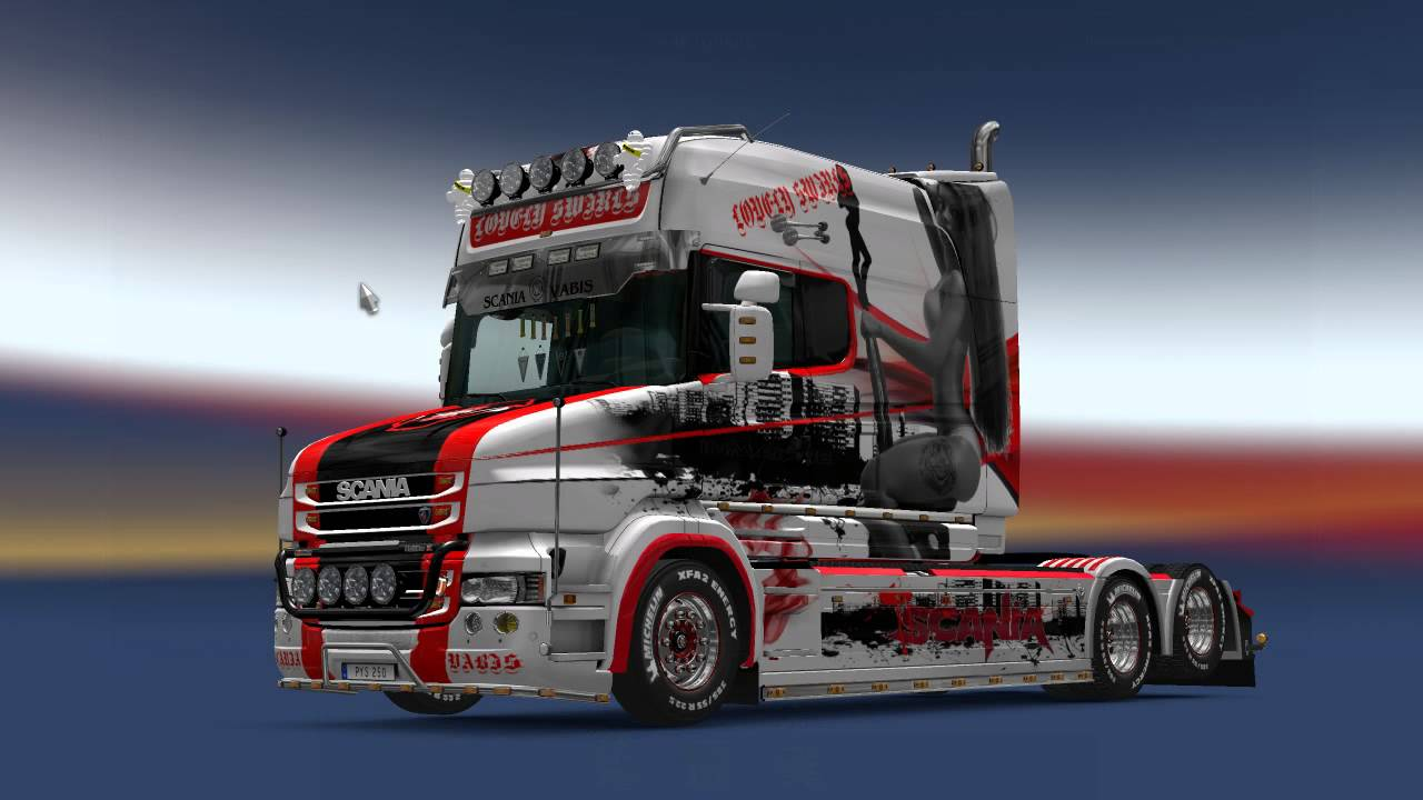 Tuning (Addon) For Scania T&RS V3.0 [1.23.x]