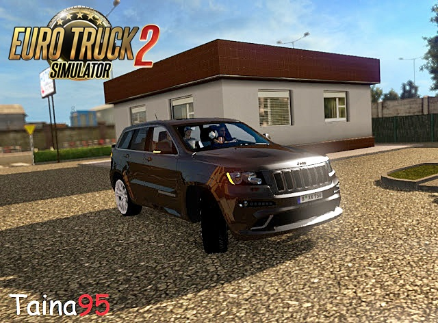Jeep Grand Cherokee SRT8 V1.1 [1.23.x]