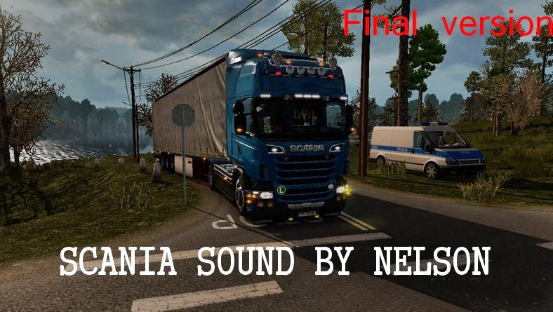 Scania Sound By Nelson (Final version)