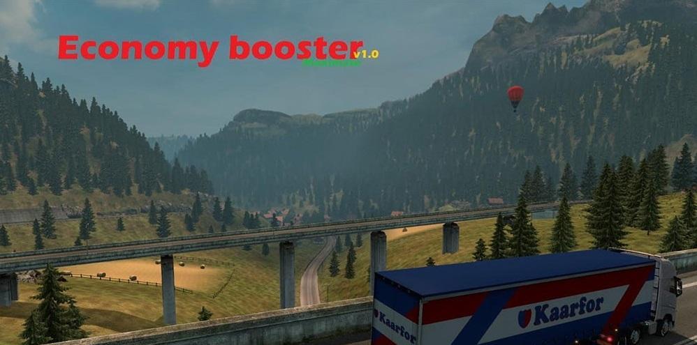 ETS2-Economy booster v1.0