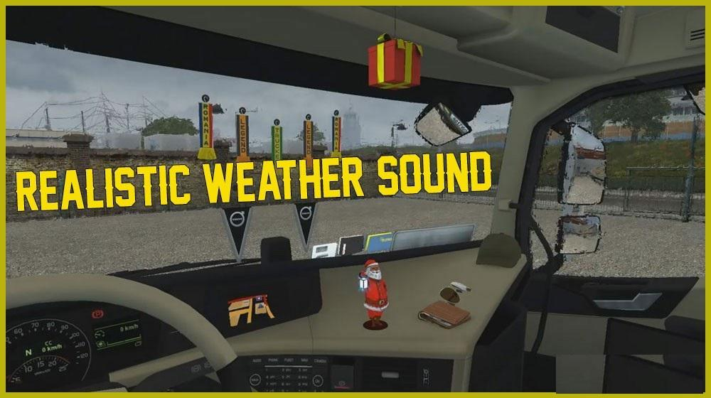 Realistic Weather Sound Mod by DaViDkO