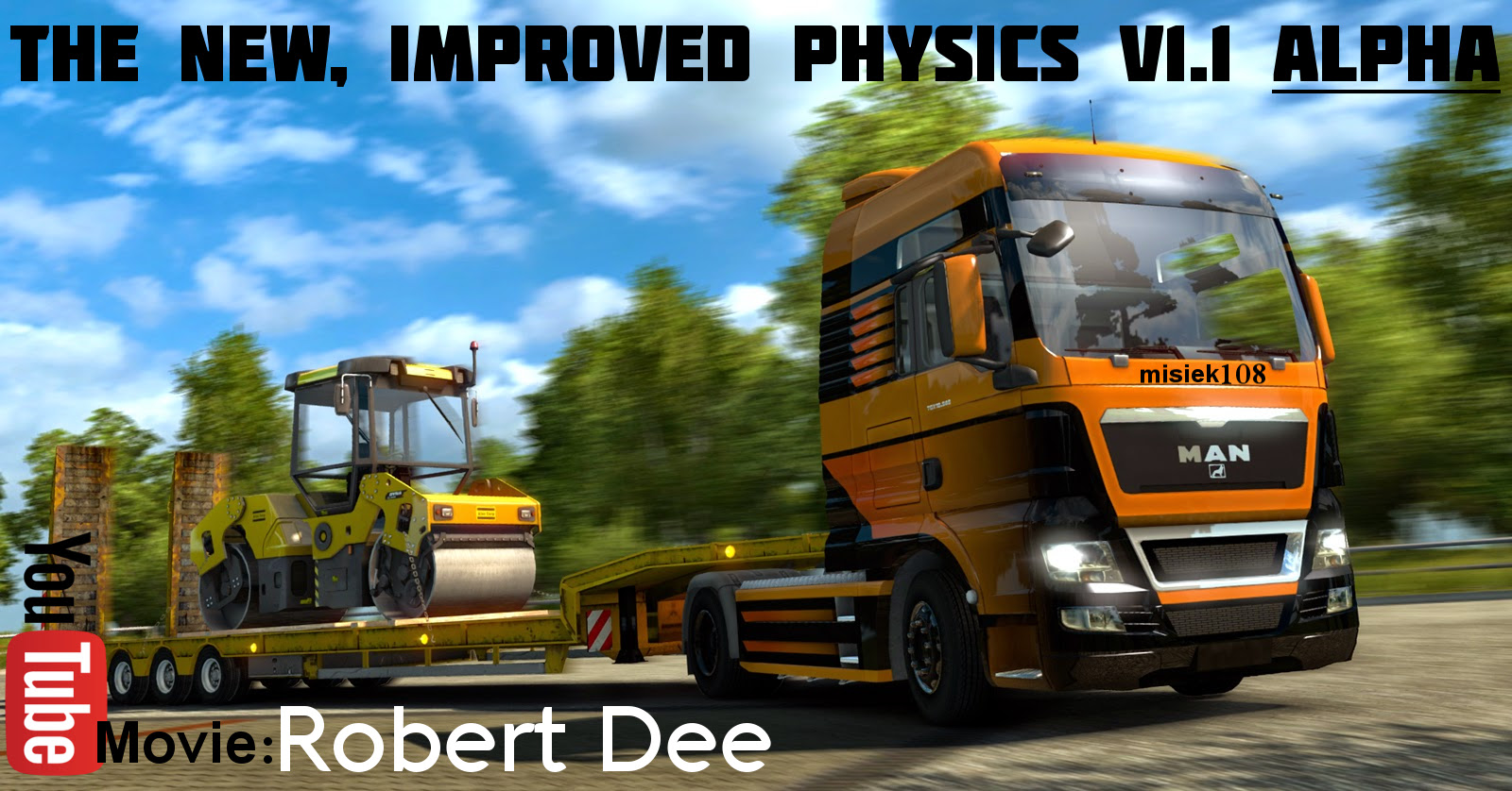 The new, improved physics v1.1 (Alpha) by Misiek108