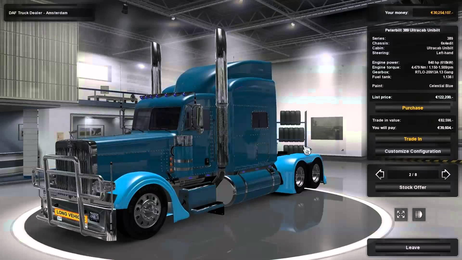 Peterbilt Mega Trucks Pack by CrowerCZ