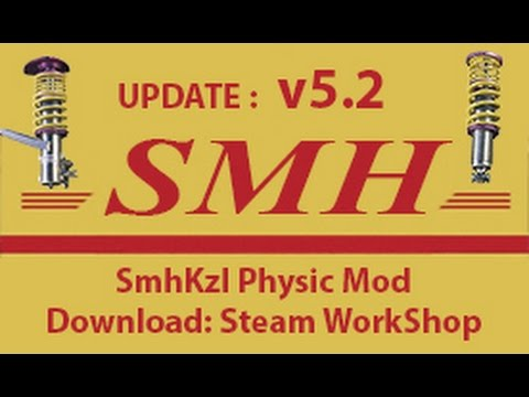 Realistic Physic Mod v 5.2 (Update)