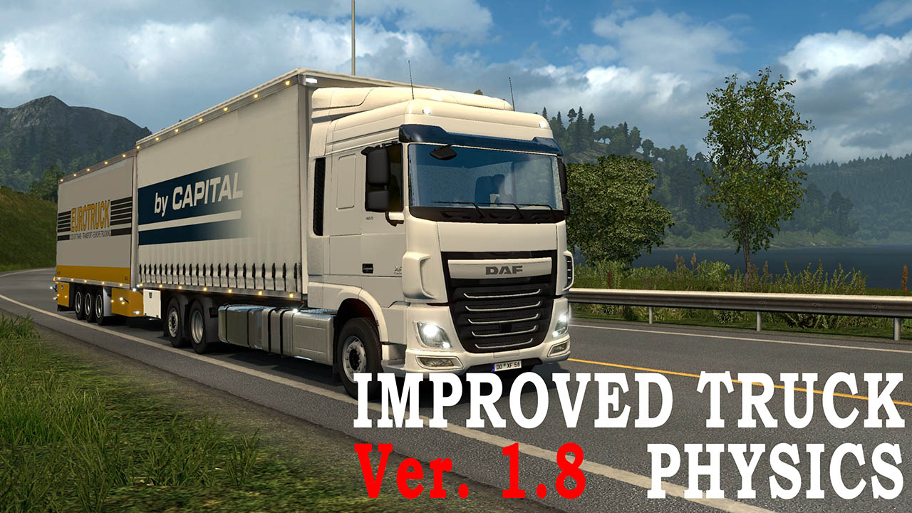 Improved Truck Physics v 1.8 by AlexeyP