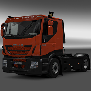 Iveco Reworked v1.1 by Rebel8520