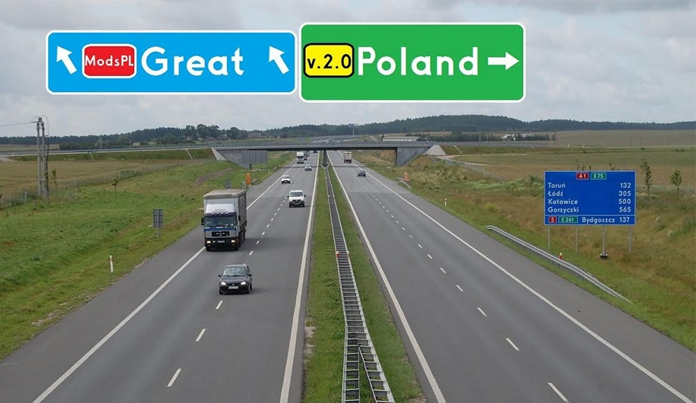 Great Poland v.2.0 by ModsPL