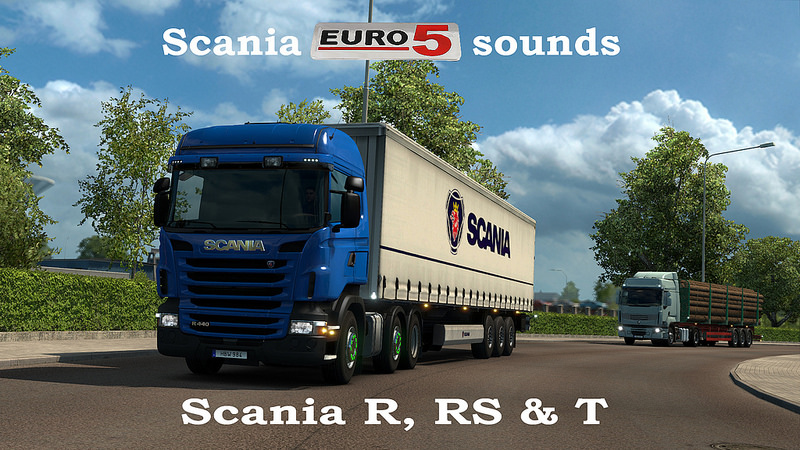 Scania E5 sounds v1.0
