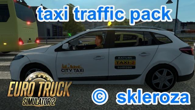 TAXI Traffic Pack (Update) v1.1