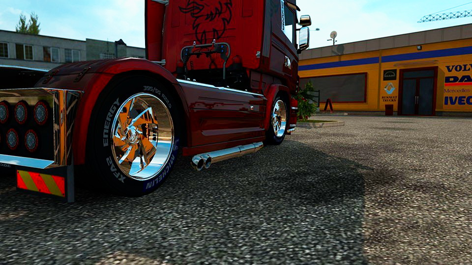 Alloy Wheels Mod v1.3