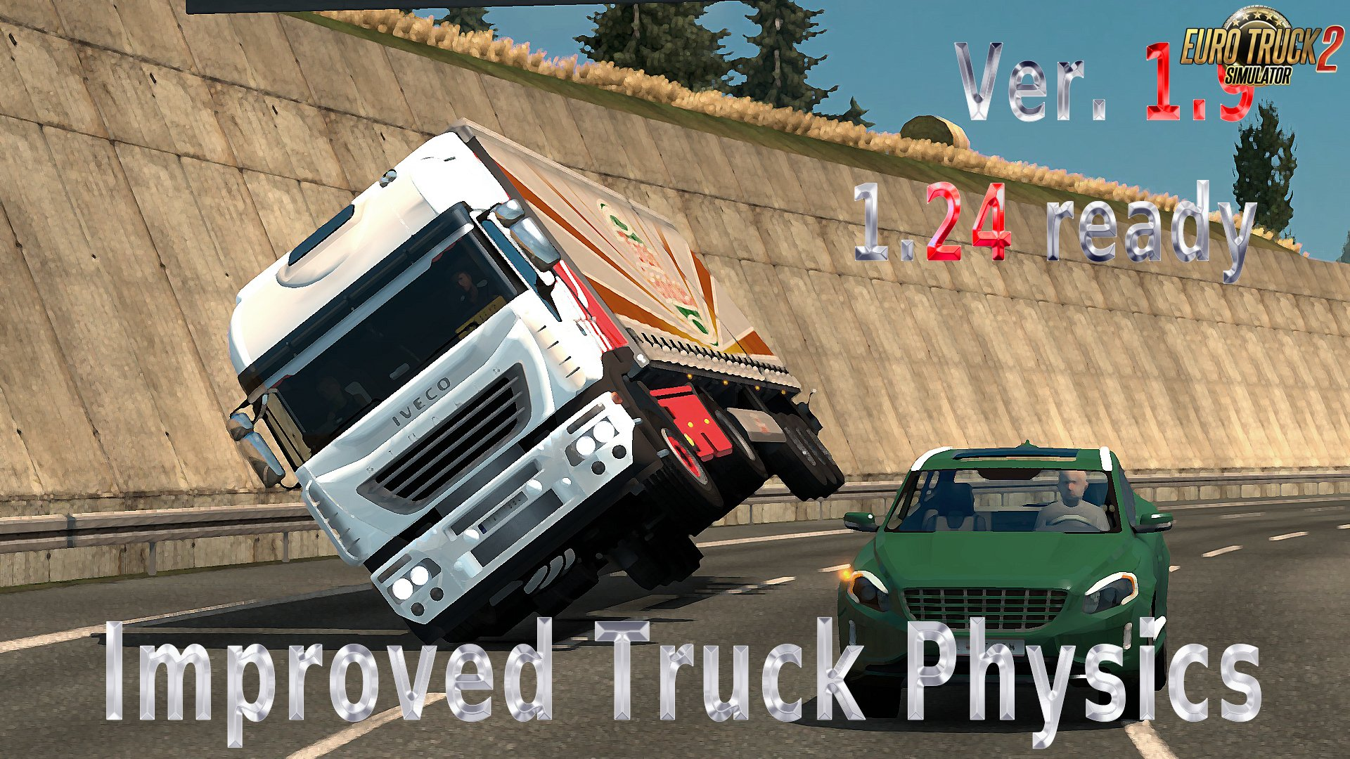 Improved truck physics v1.9 by AlexeyP