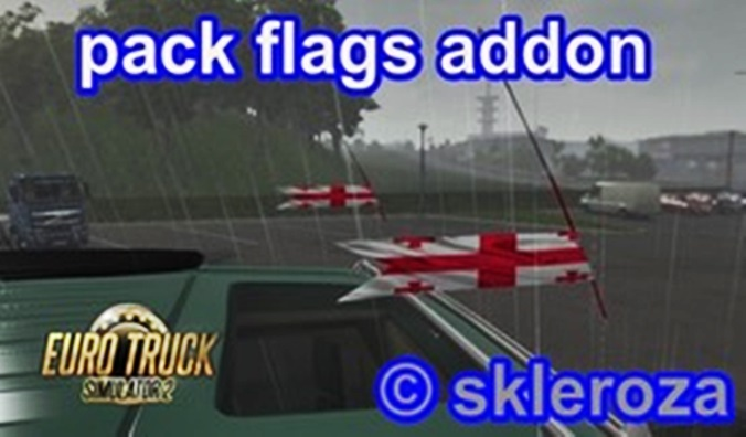 Pack flags addon v1.6