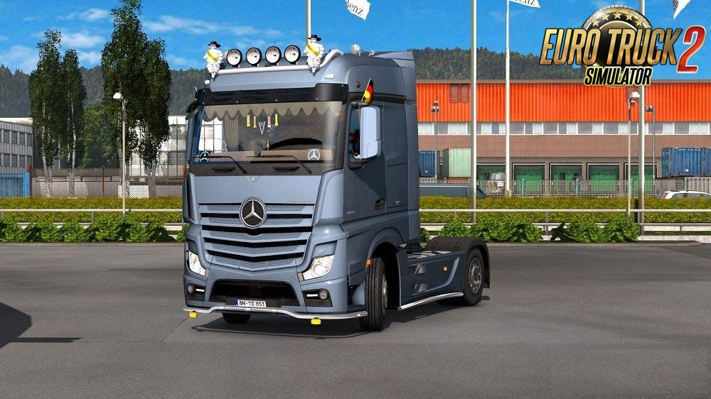 Mercedes Benz MP4 v 1.2 [1.24.x]