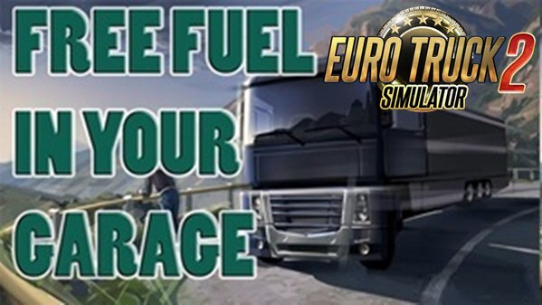 Fuel Is Free In Your Garage [1.24.x +]