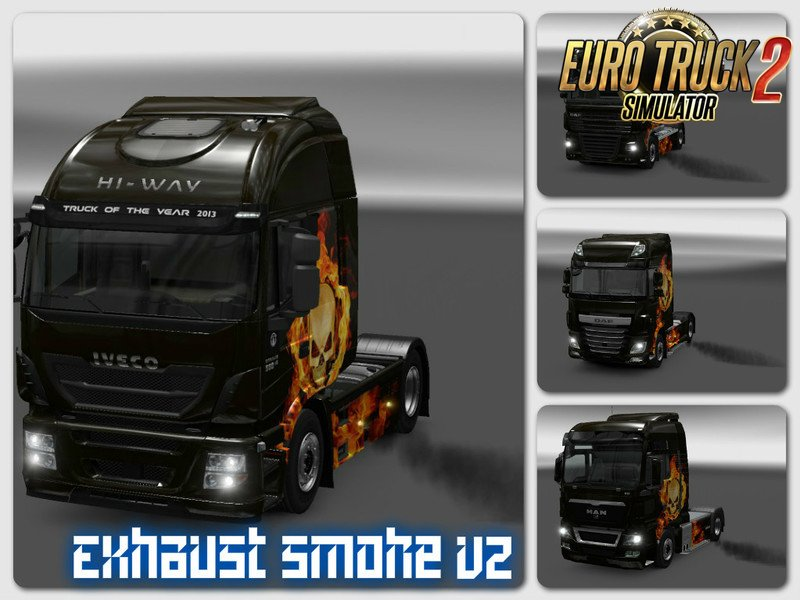 Exhaust Smoke V 2.5 [1.24.x]