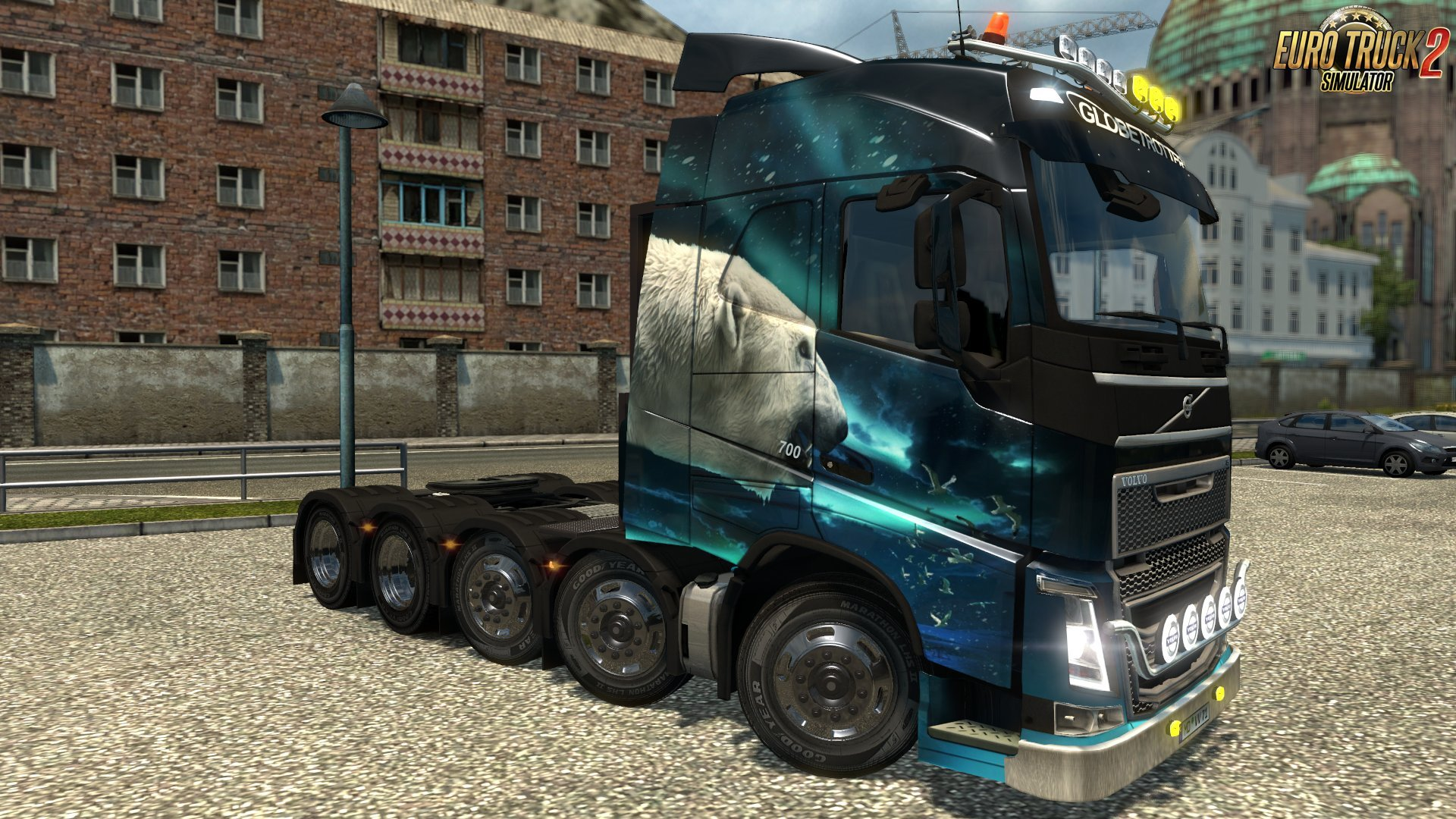 Volvo FH 2012 10×4 and 8×4 v8.0 (1.25.x)