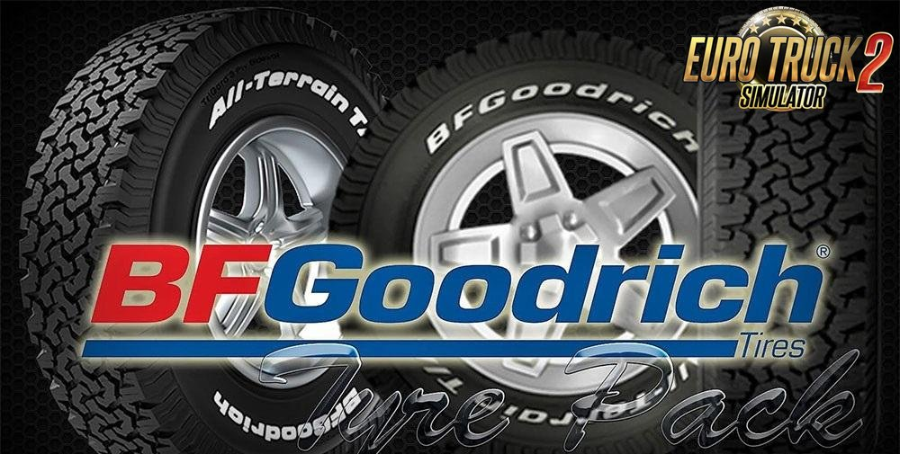 BFGoodrich Tyres Pack by stewowe