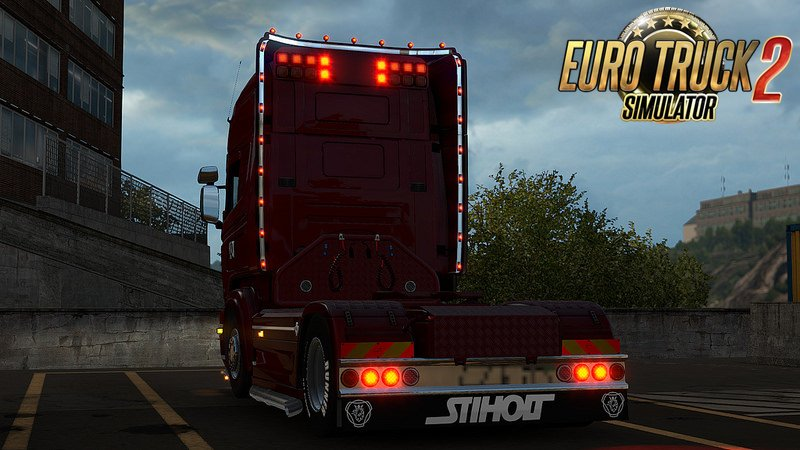 Scania R & Streamline Modifications v2.2.1 [1.28.x]