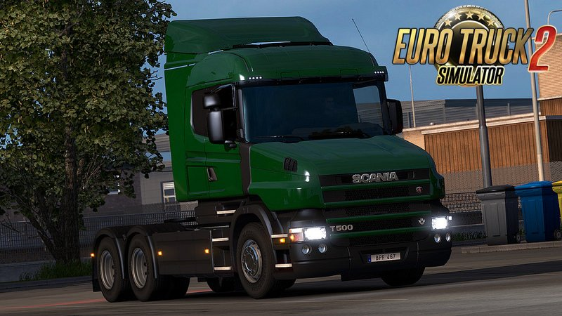 Scania T Mod V2.2.1 [1.28.x]