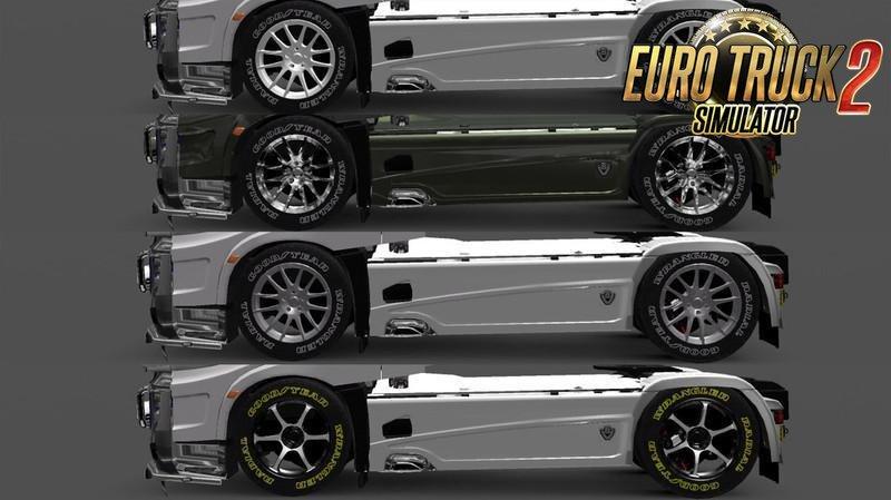 Tires & Rims Goodyear [1.25.x]