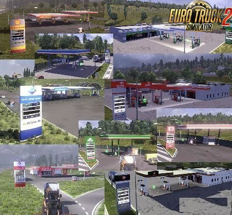 Real Euro Gas Stations [1.25.x]