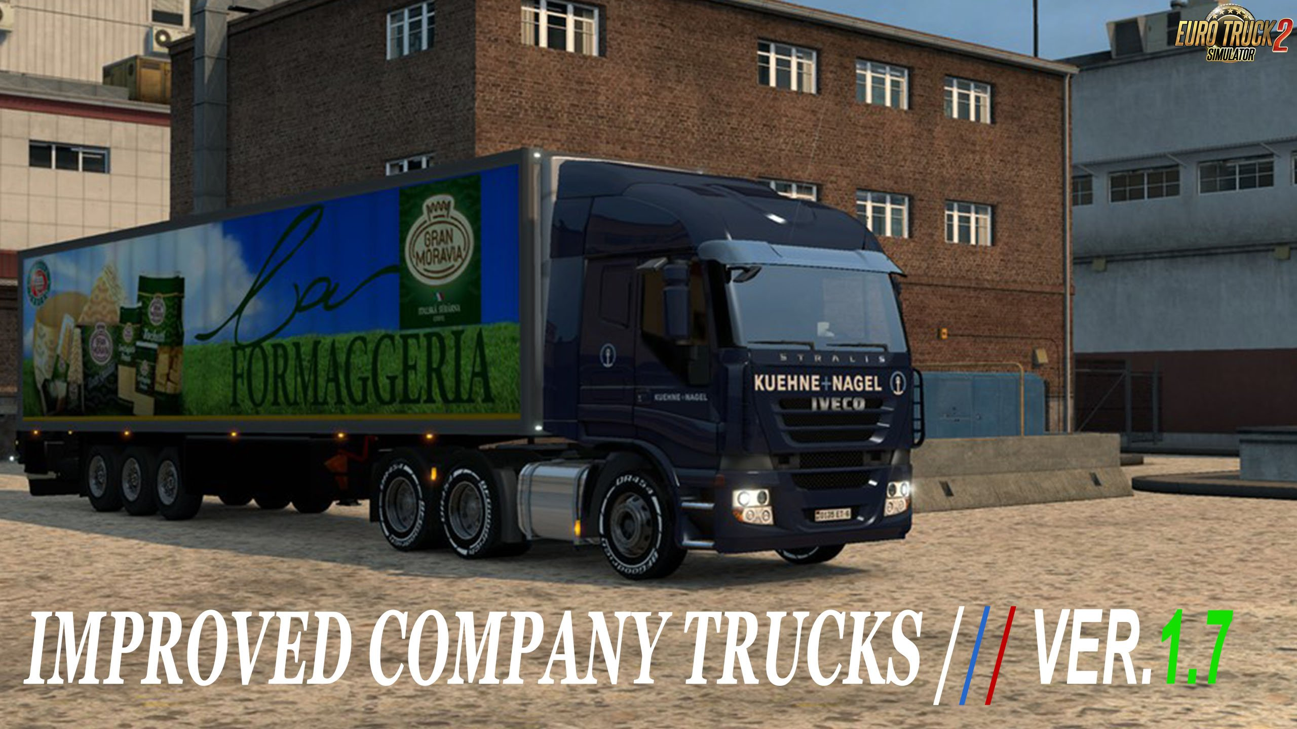Improved company trucks 1.7 [1.25.x]