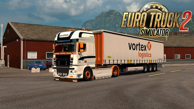 Improved DAF XF 105 v1.2 [1.25.x]