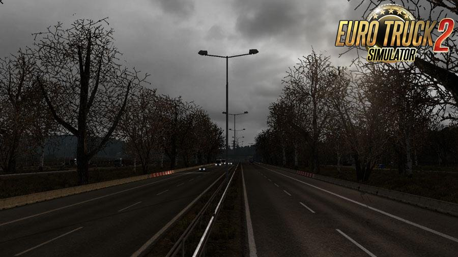 Mild Winter Weather Mod v2.3 by Grimes (1.25.x)