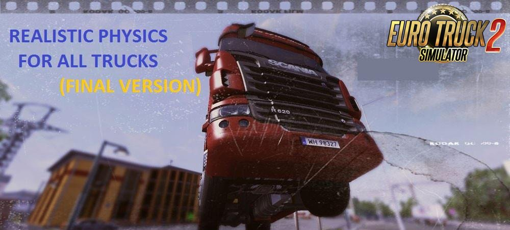 Realistic Physics Mod (Final version)