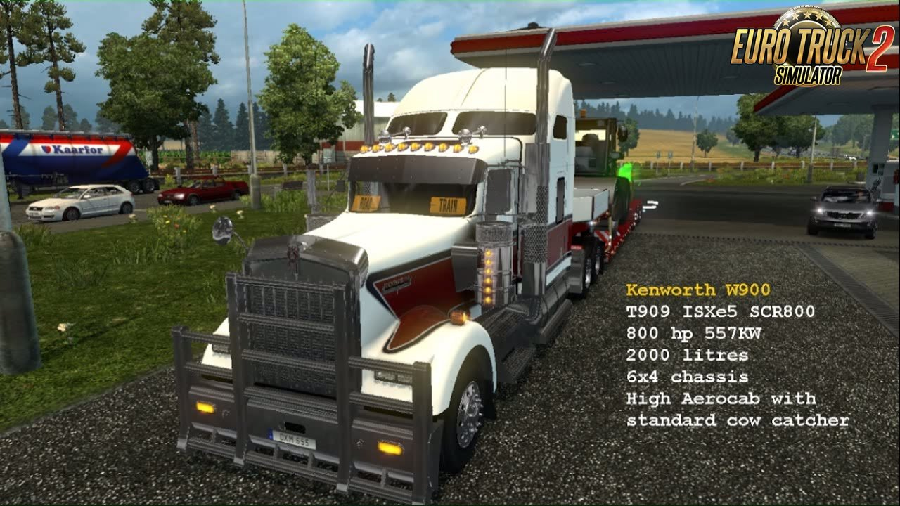 Kenworth W900 Powerpack