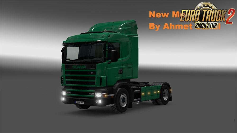 3 New Menu Musics for Ets2