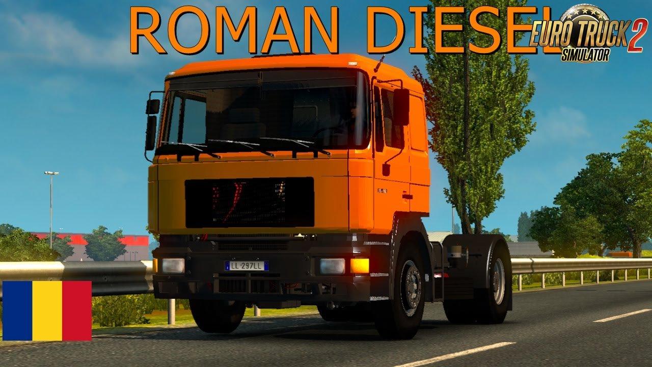 ROMAN Diesel Truck v0.1 by Traian